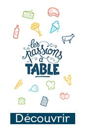 Passions à Table