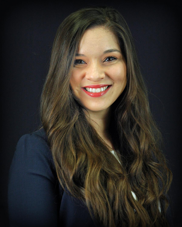 Communications & Public Affairs Director Ashley Strevel