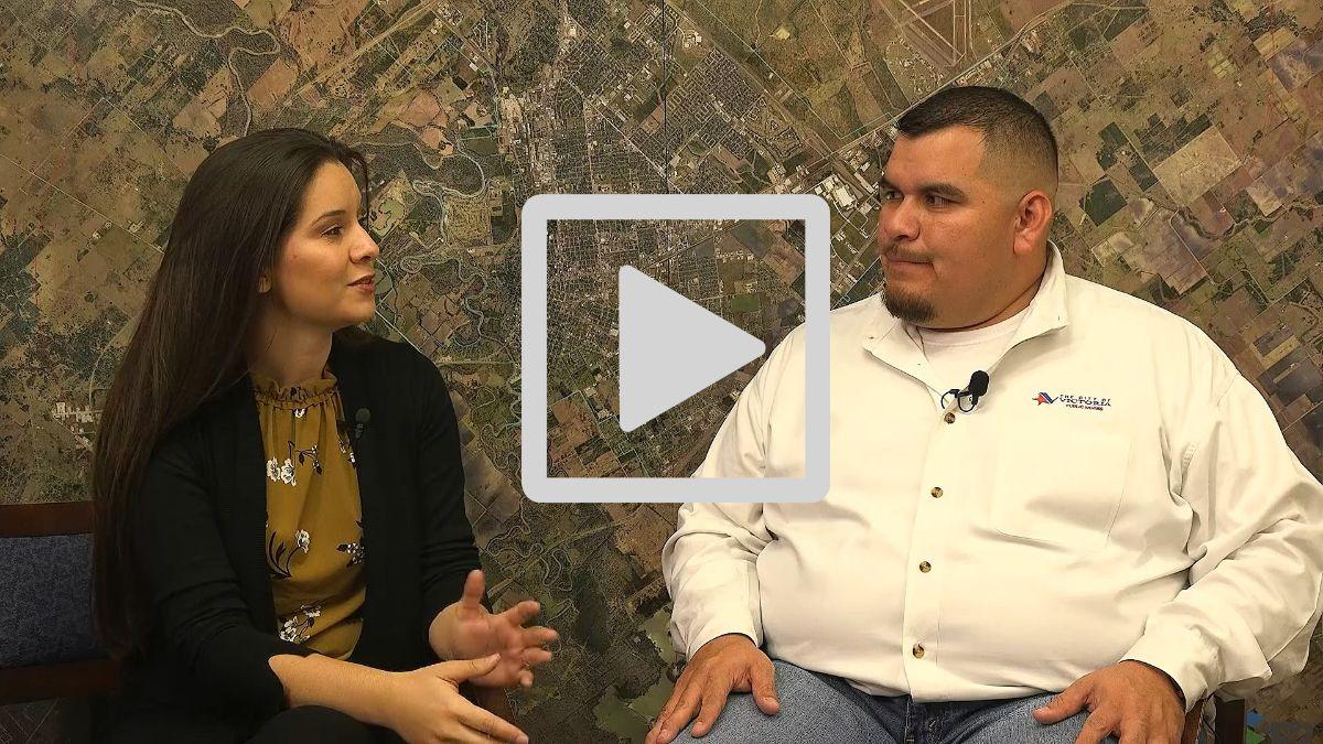 Ashley Strevel talks to Jonathon Lopez