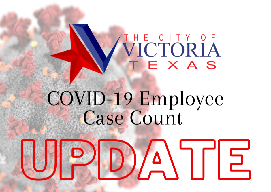 COVID-19 employee case count update