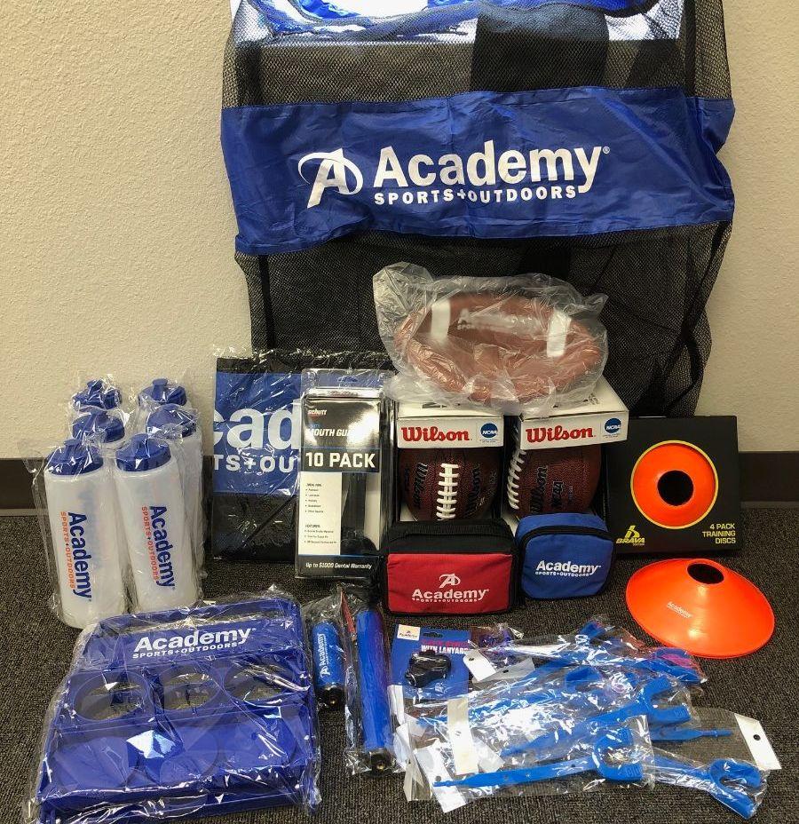 Academy-brand sports equipment