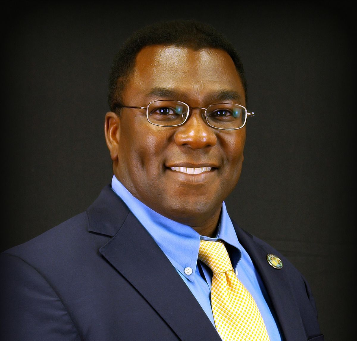 Assistant City Manager Mike Etienne