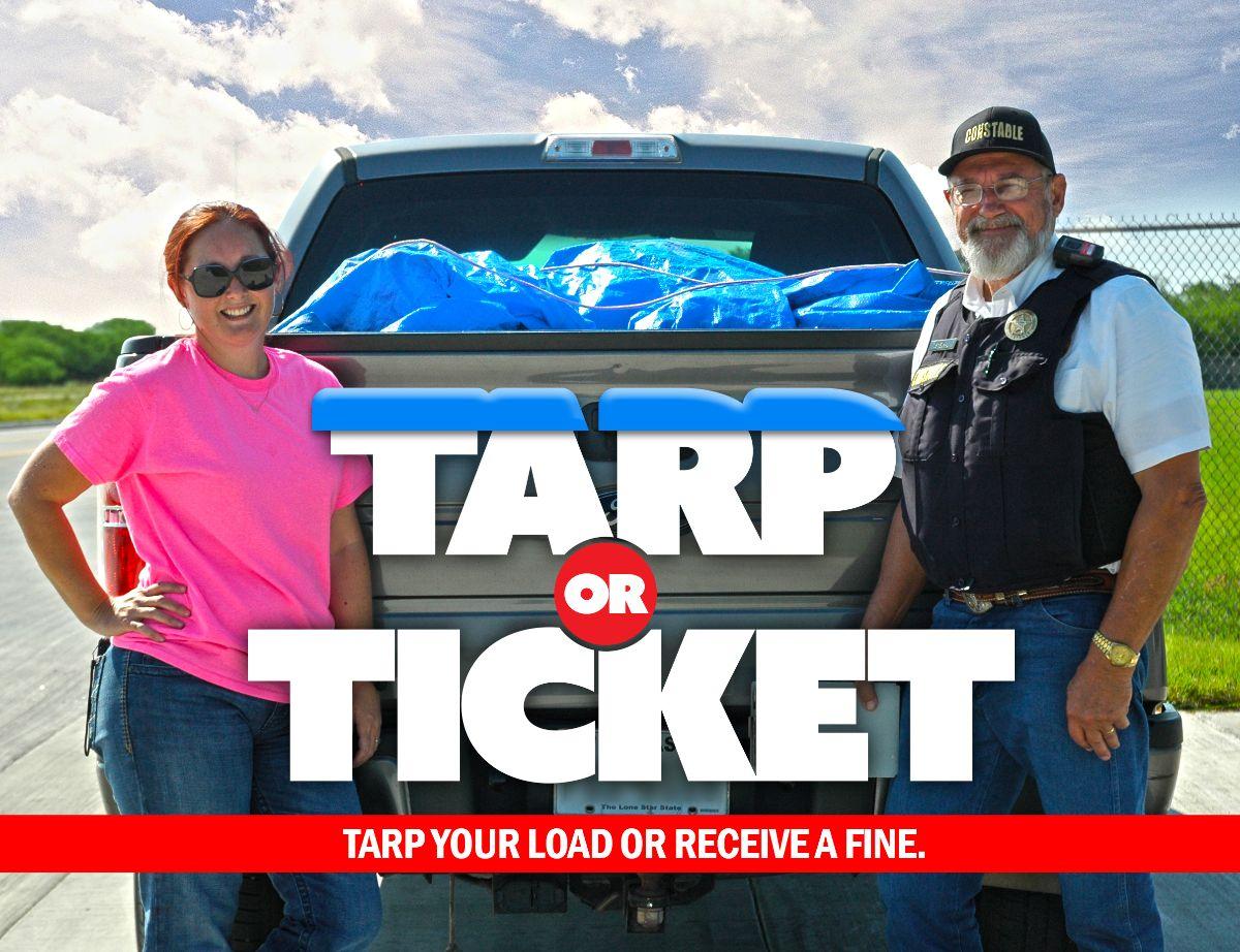 Tarp or Ticket logo