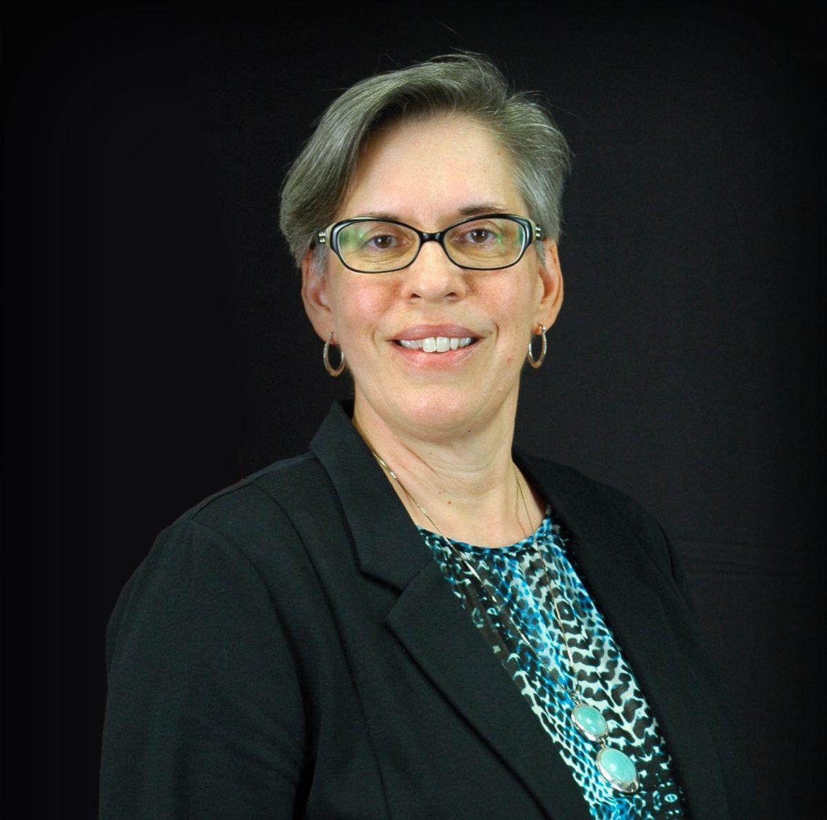 Victoria Public Library Director Dayna Williams-Capone