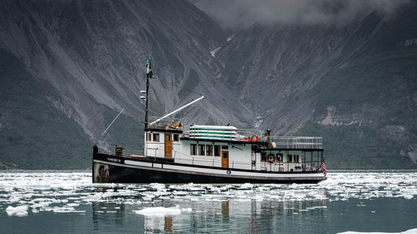 Small Ship Cruise in Glacier Bay