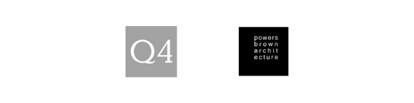 Logos of Q4 and Powers Brown Architecture