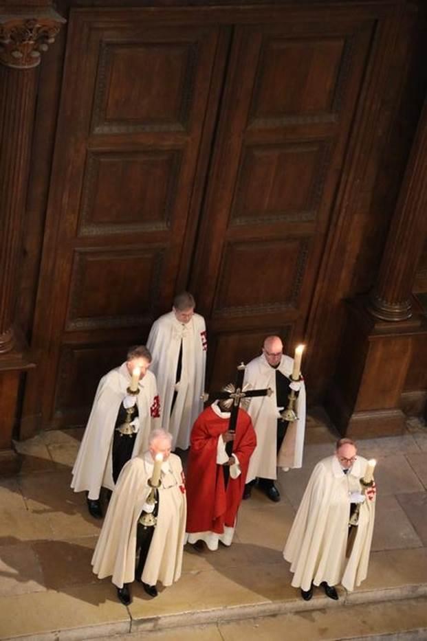 Vendredi Saint - Chevaliers du St Sépulcre