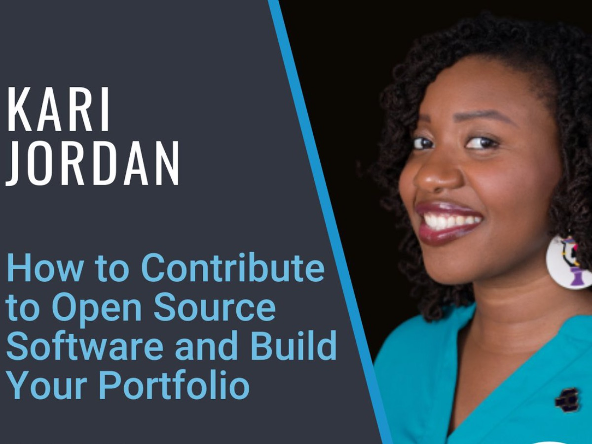 In this episode: How to Contribute to Open Source Software and Build Your Portfolio with  @DrKariLJordan  Executive Director  @thecarpentries  on the #humAInpodcast #opensource #code #datascience #stem #workshops #mentoring #datasets #instructortraining  https://humainpodcast.com/kari-jordan-spotify