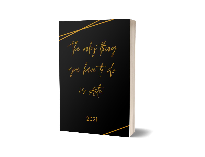 3D-Ansicht Schreibkalender 201