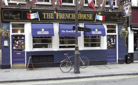 The French House pub