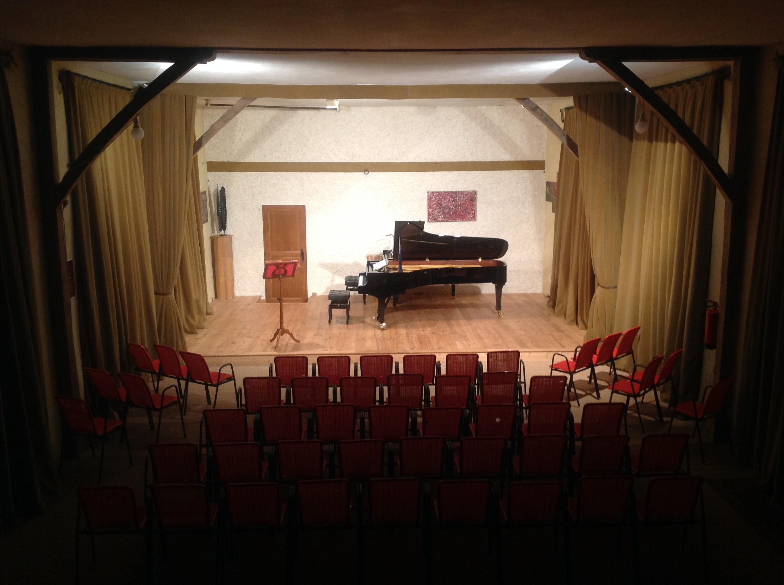 Le Pianorium
