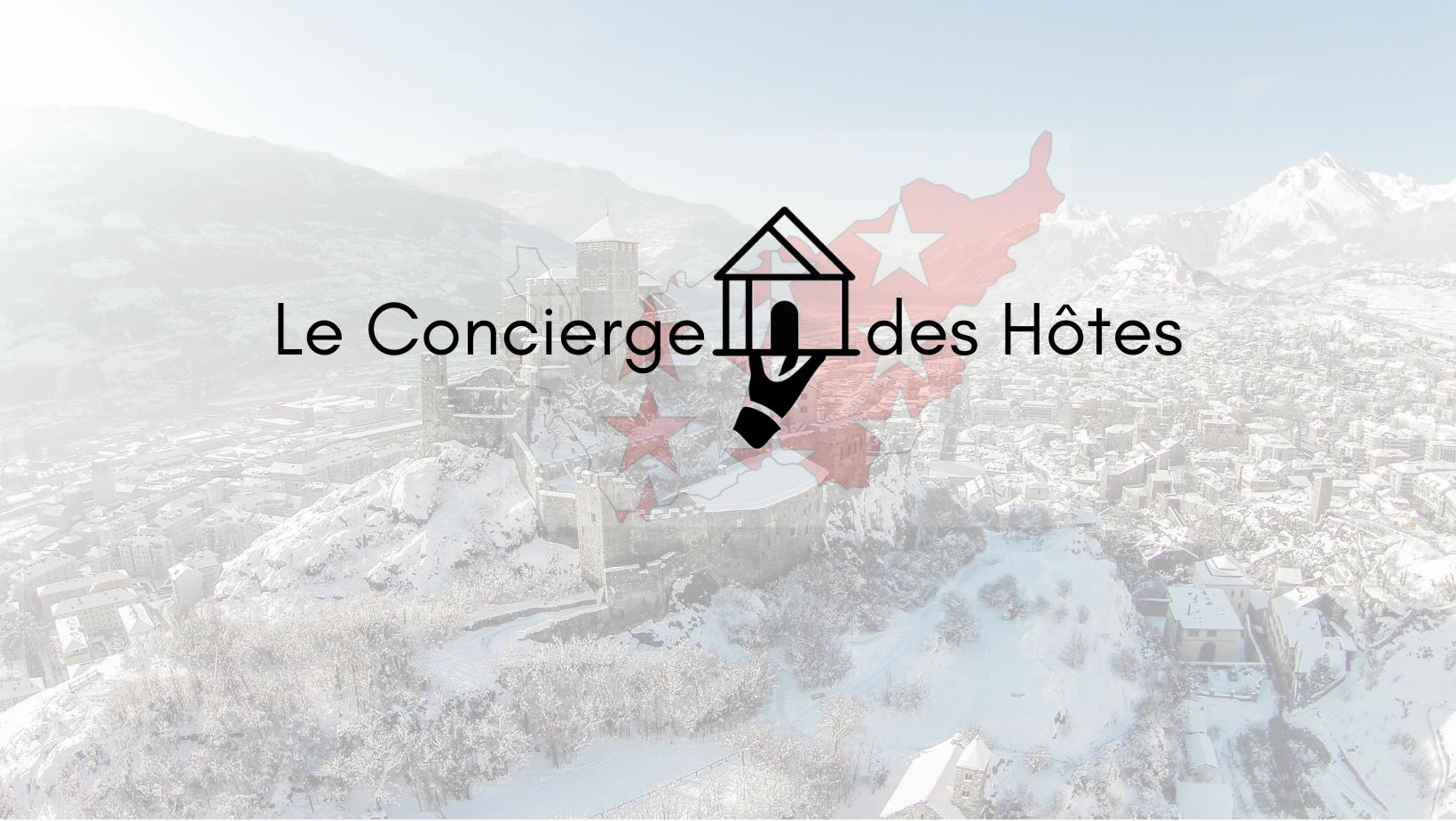 Ma société : Le Concierge des Hôtes - leconciergedeshotes.ch