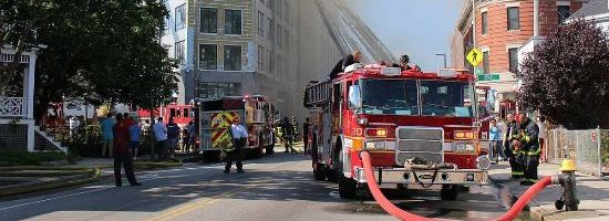Apartment Building Evacuation Plans & Emergency Access
