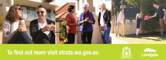 Strata reform update April 2020