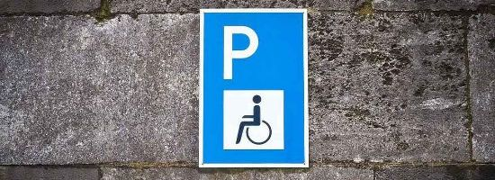 Disabled Parking in Apartments