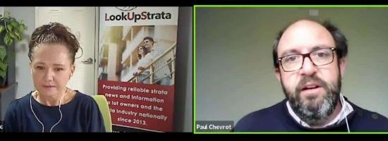NAT: Demo of Stratabox With Paul Chevrot