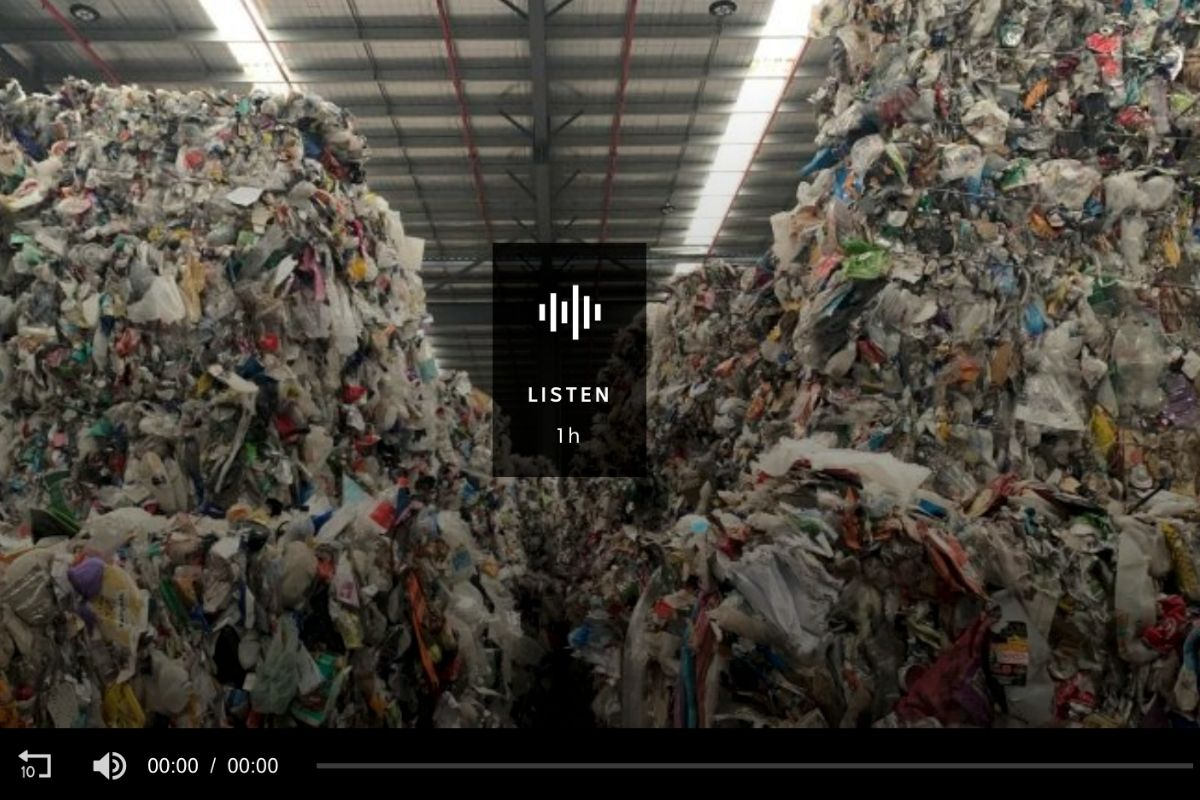 The future of recycling
