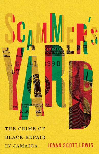 Cover of Scammer's Yard