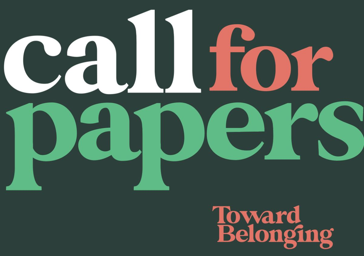 """Image says """"call for papers"""""""