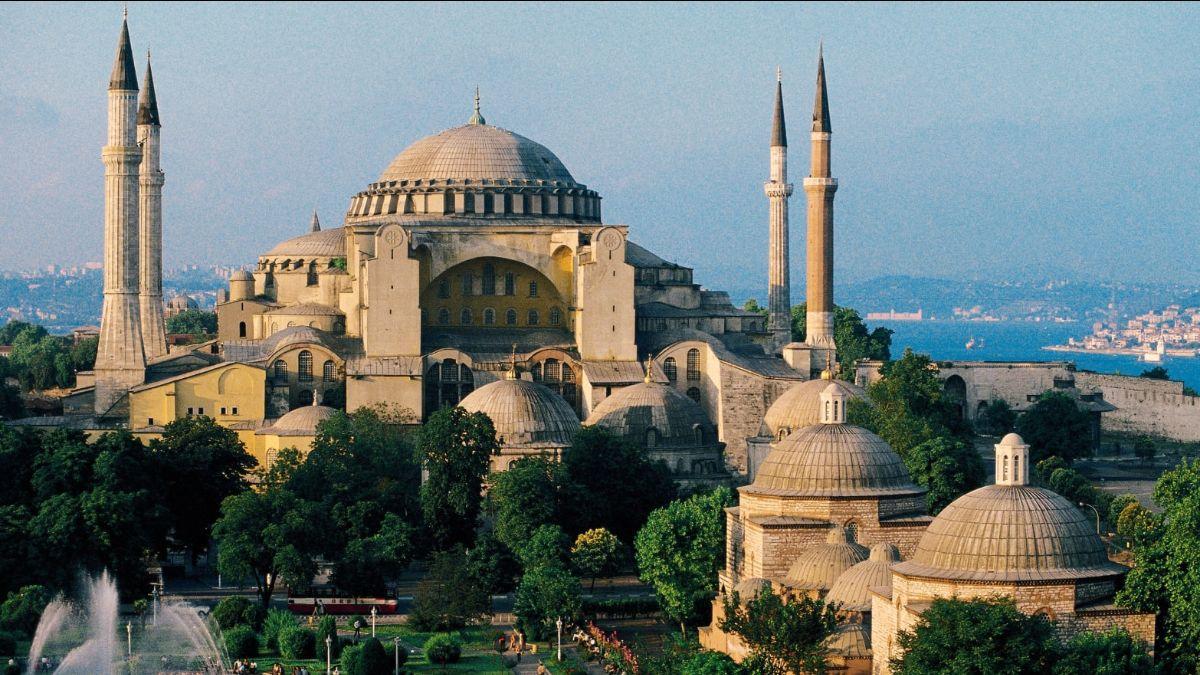 Picture of the Hagia Sophia
