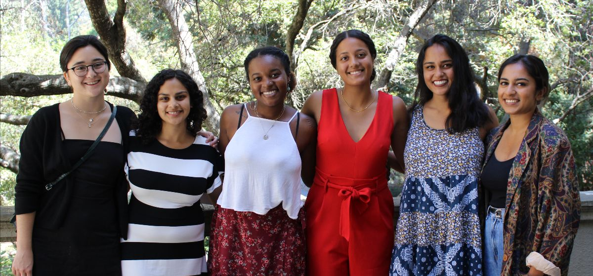 Photo showing six fellows from our 2019 fellowship program