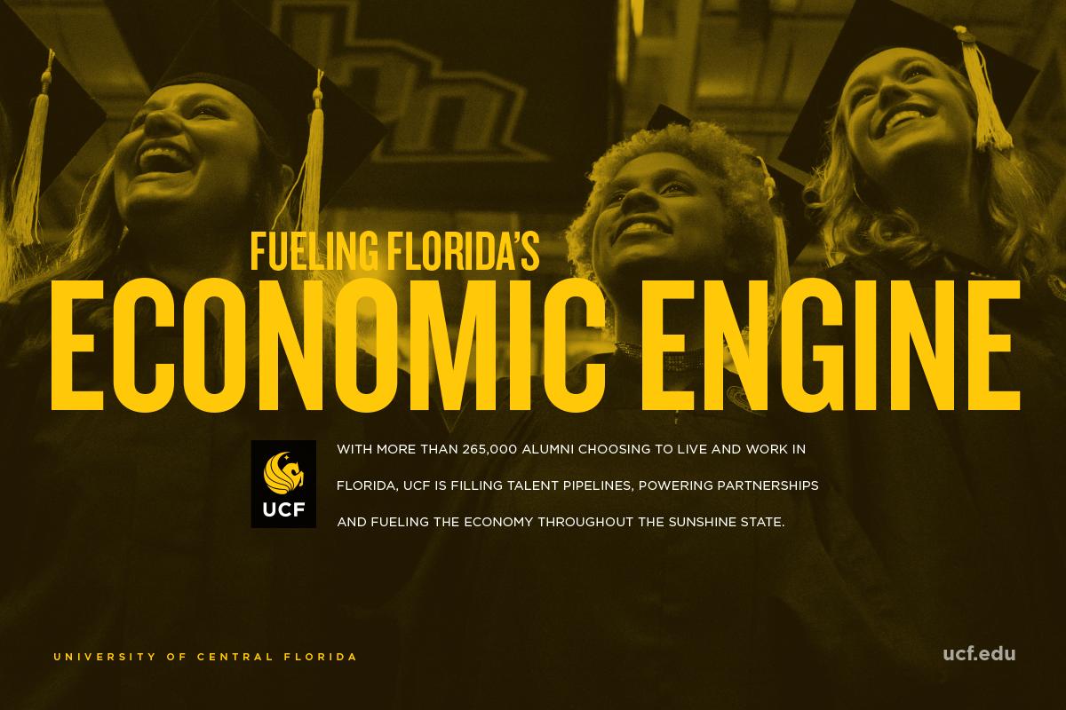 UCF Fueling Florida's Economic Engine Ad
