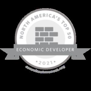 Top 50 Economic Developers Logo