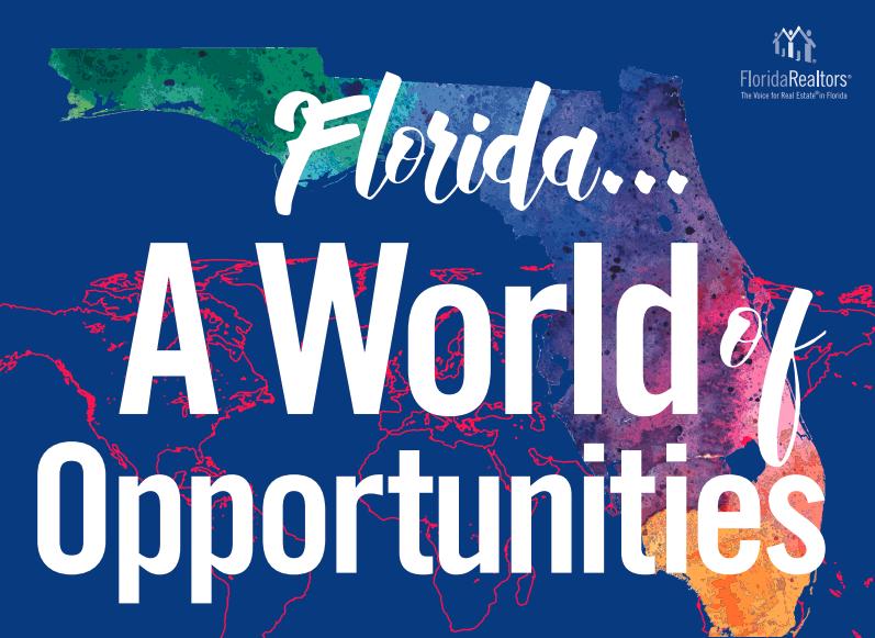 Florida Realtors Magazine Global Issue