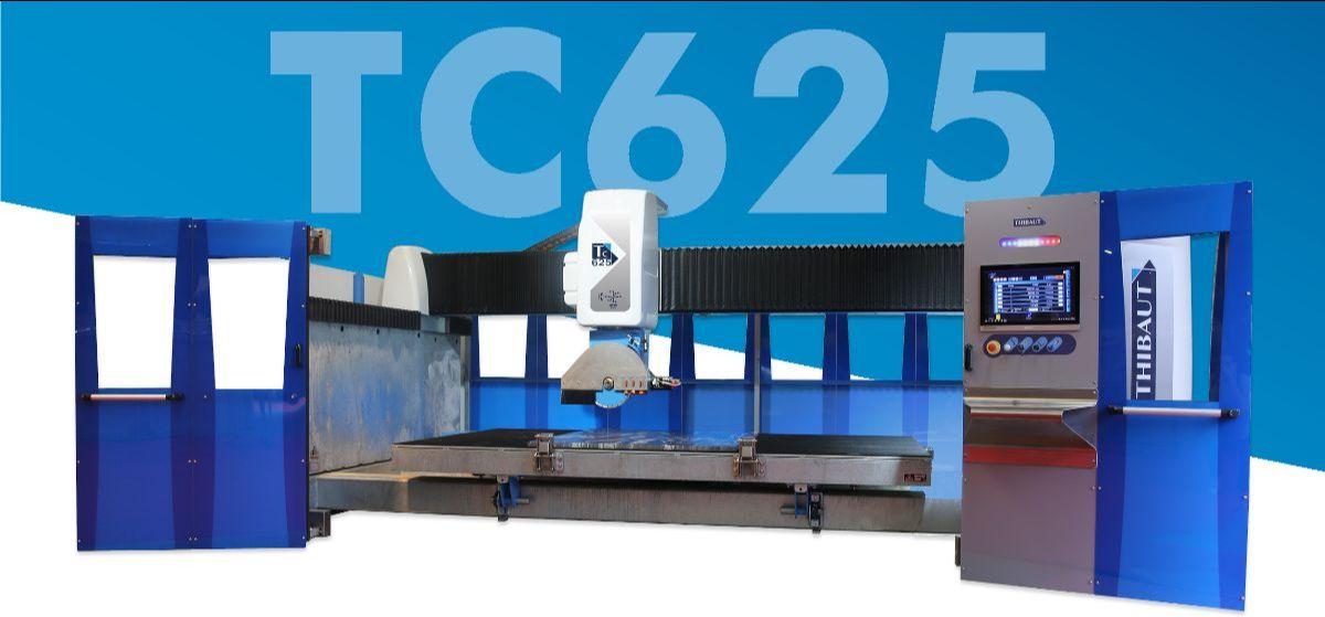 tc625 thibaut cortadora puente
