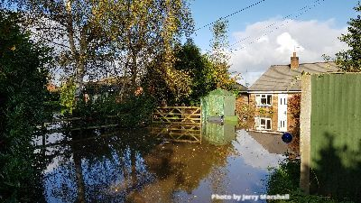 flooding October 2019
