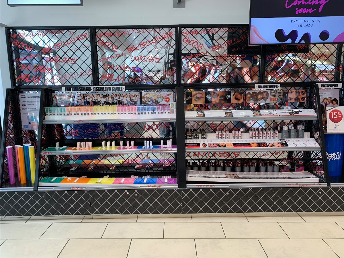Opportunities for Boots - new cosmetics entrance counter