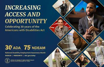 National Disability Employment Awareness Month(NDEAM)2020