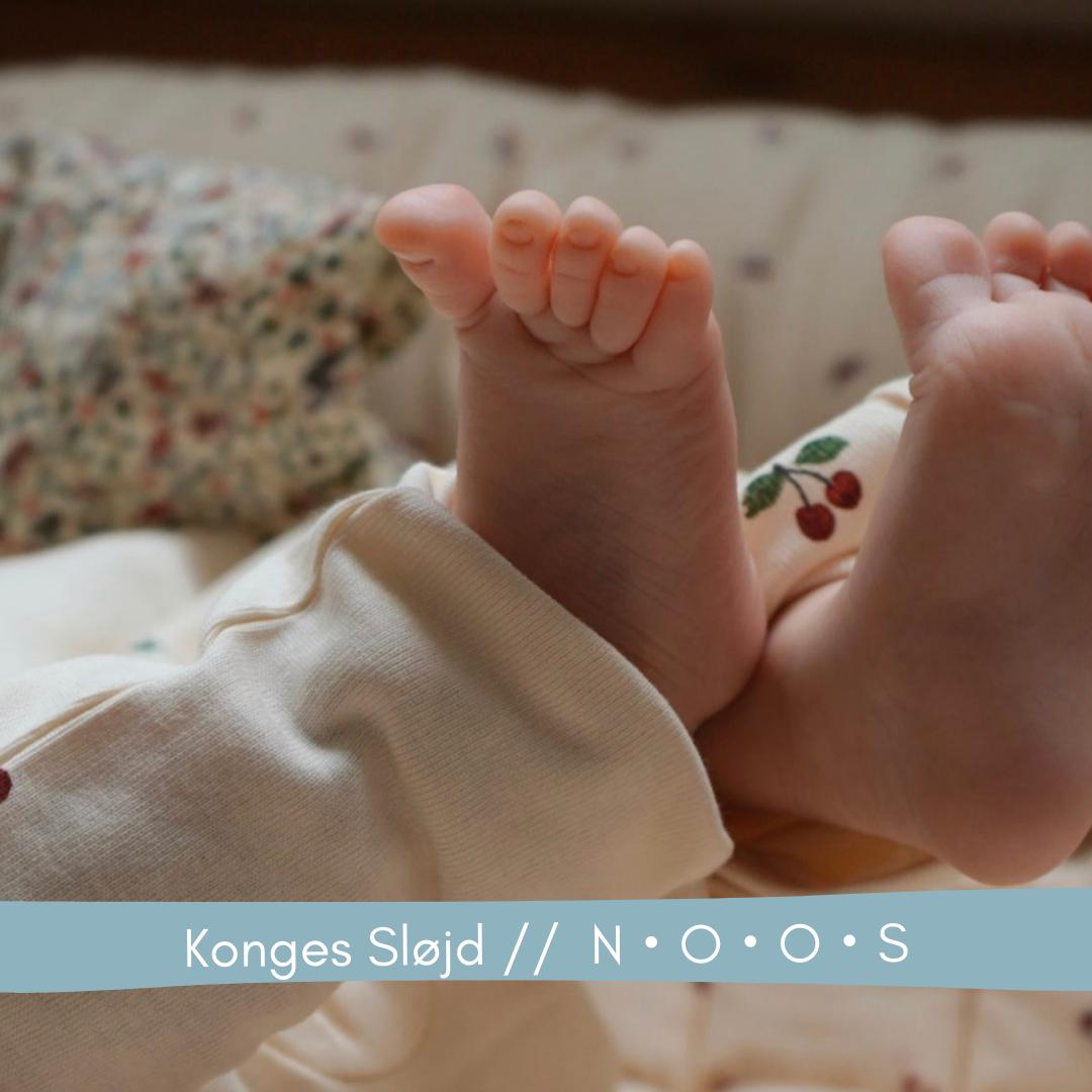 Konges Sloejd restock newborn cherry and lemons