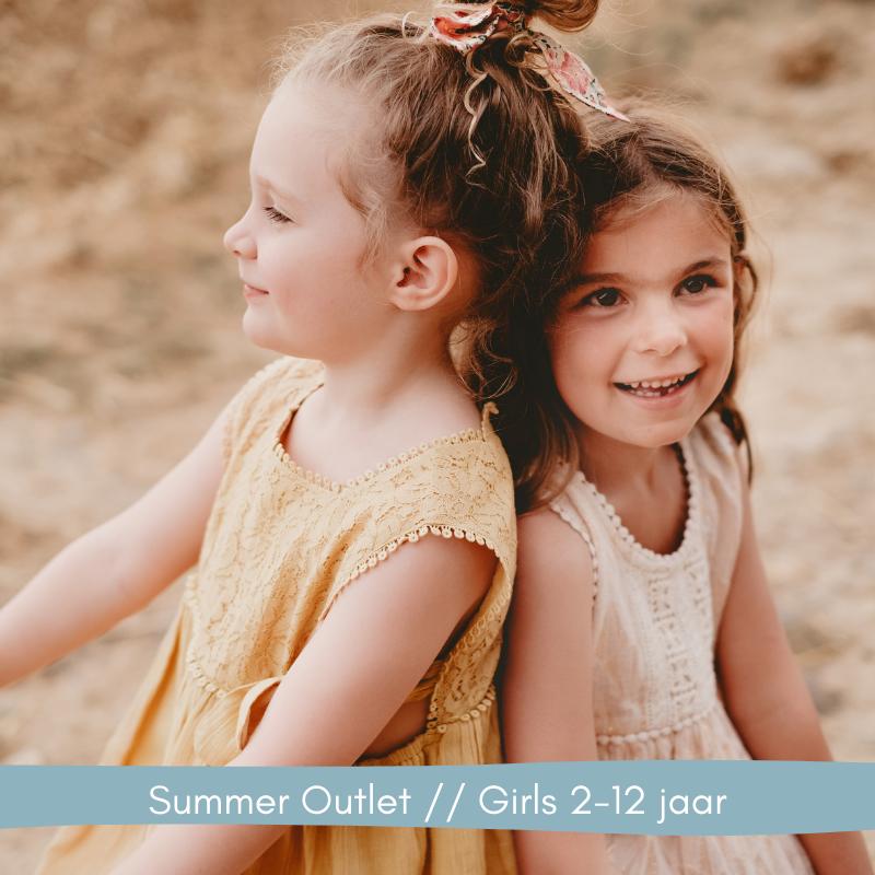 Summer Outlet // Girls 2-12 jaar // Labels for Little Ones