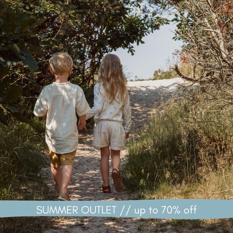 Summer Outlet - Archive Sale - Labels for Little Ones