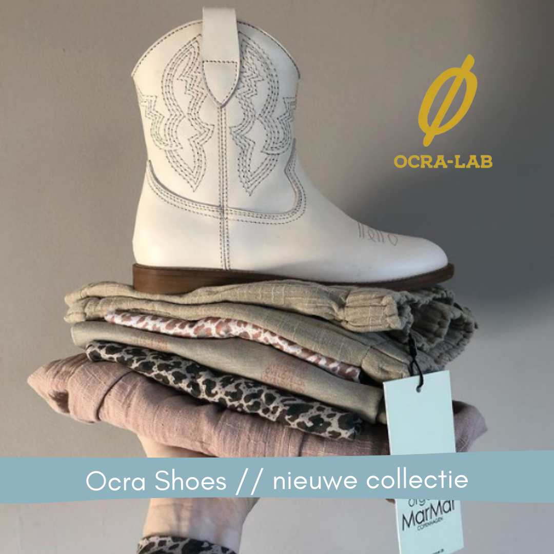 Ocra Lab - Boots, Shoes, Sneakers en Cowboyboots