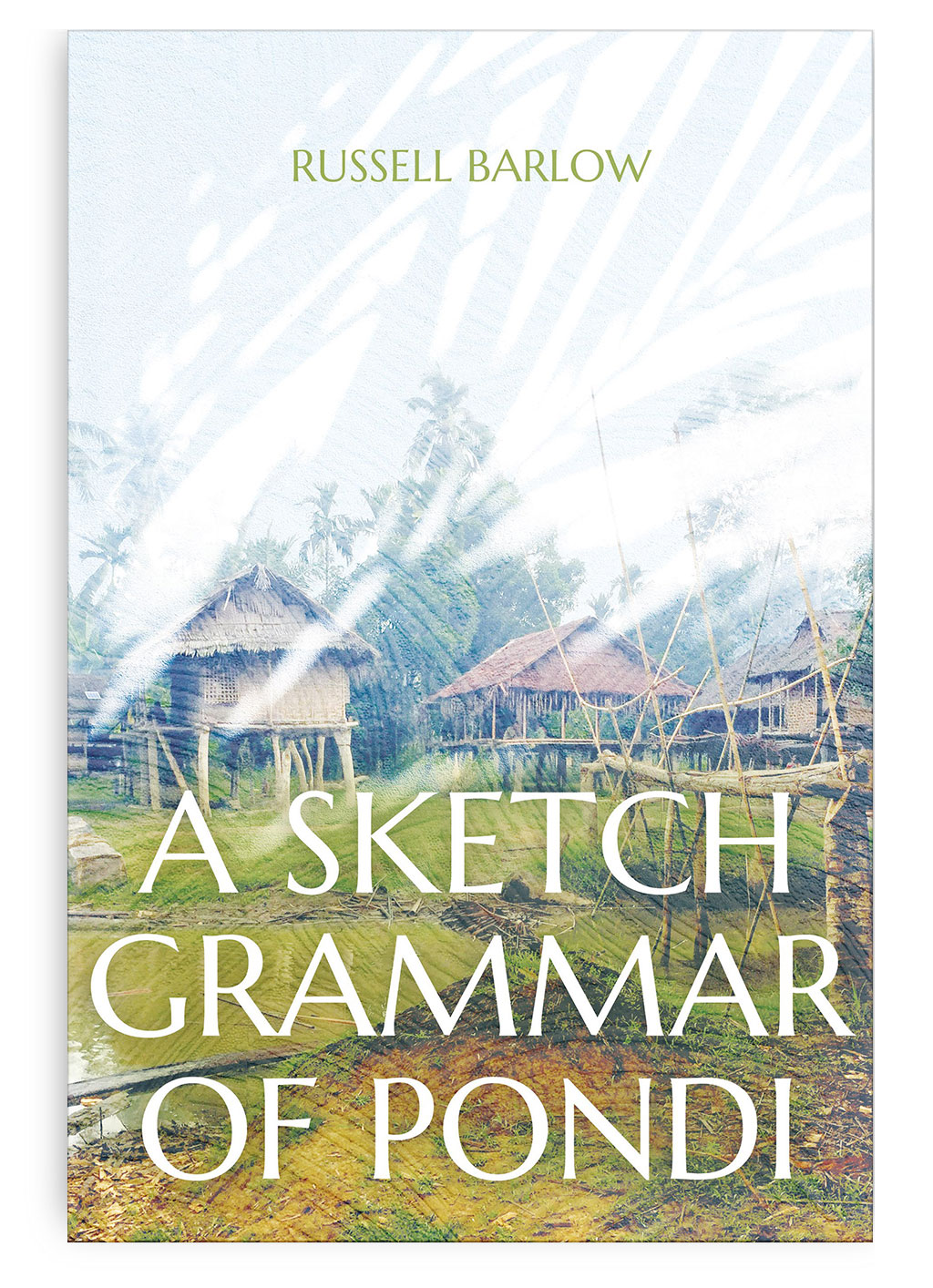 A Sketch Grammar of Pondi