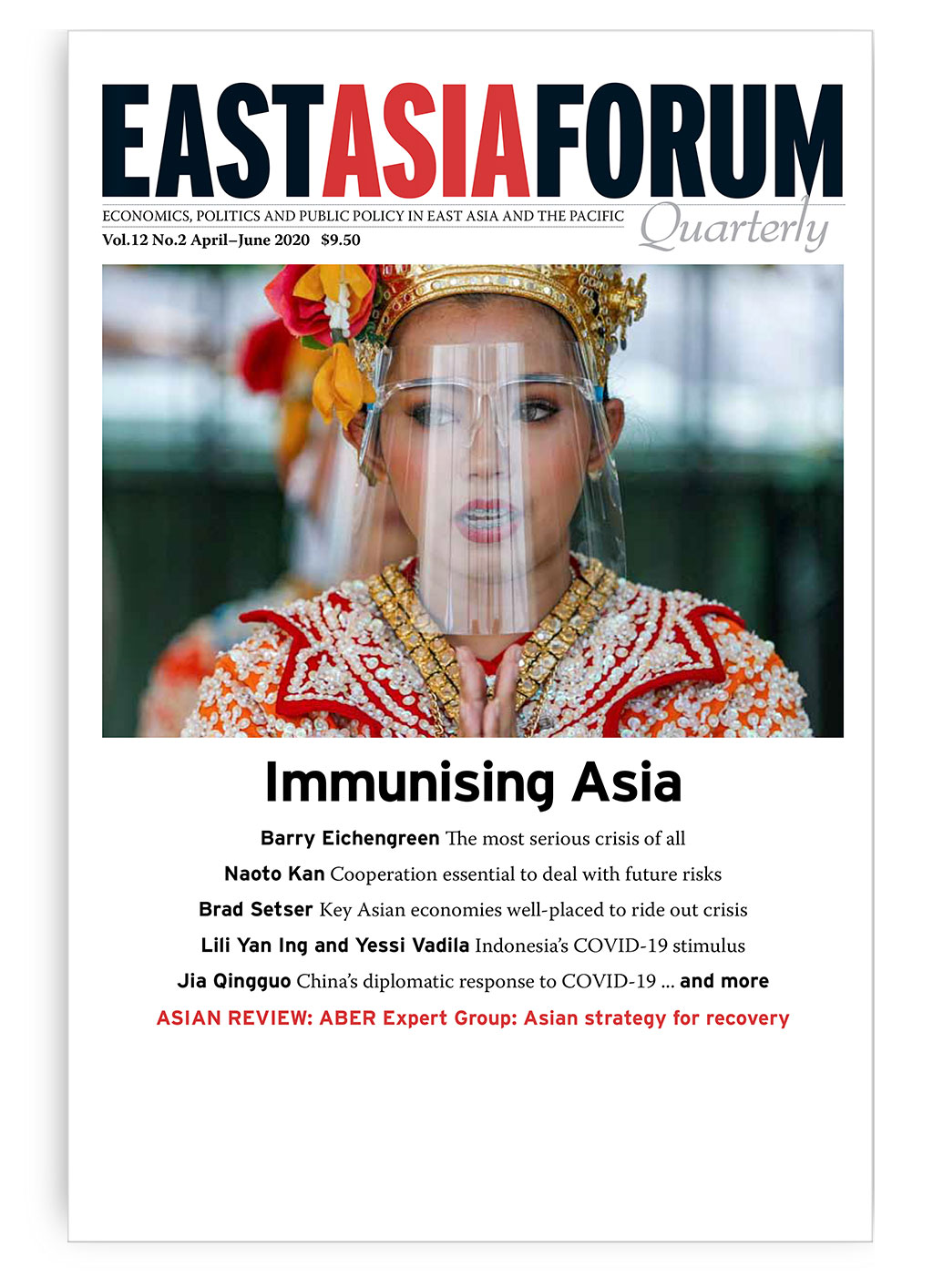 East Asia Forum Quarterly: Volume 12, Number 2, 2020