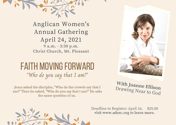 Anglican Women's Postcard