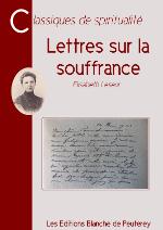 lettres sur la souffrance (ebook)
