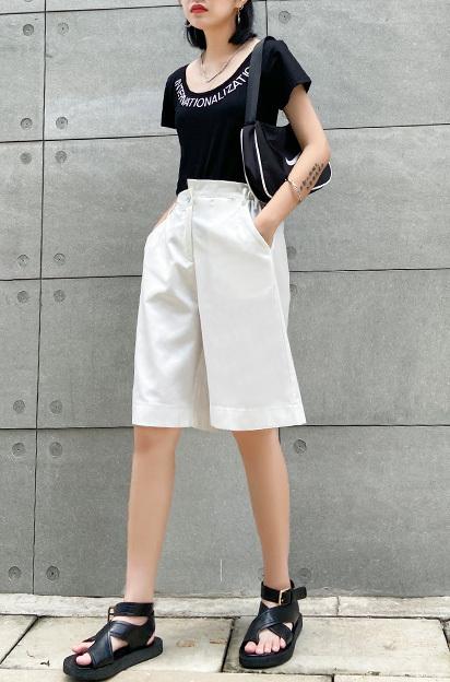 летние шорты дизайнерские