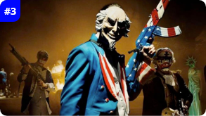 The Forever Purge - #3 at the Box Office