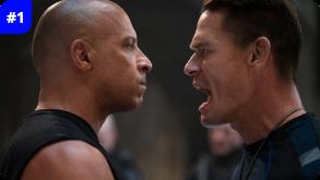 F9: The Fast Saga - #1 at the Box Office