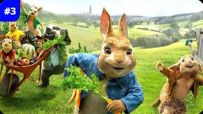 #3 - Peter Rabbit 2: The Runaway