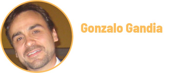 Gonzalo Gandia - Chief Marketing Officer