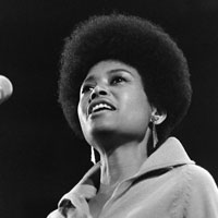 Abbey Lincoln in 1966