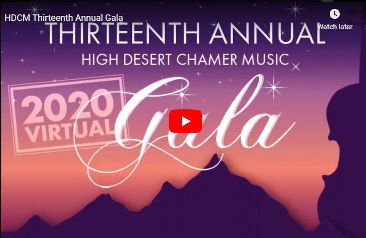 HDCM Thirteenth Annual Gala