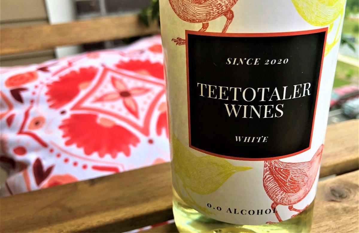 Teetotaler: Danijela Kovac's Teetotaler brand of dealcoholized wine represent a positive step forward on her personal journey of dealing with alcoholism. Photo: Mark DeWolf