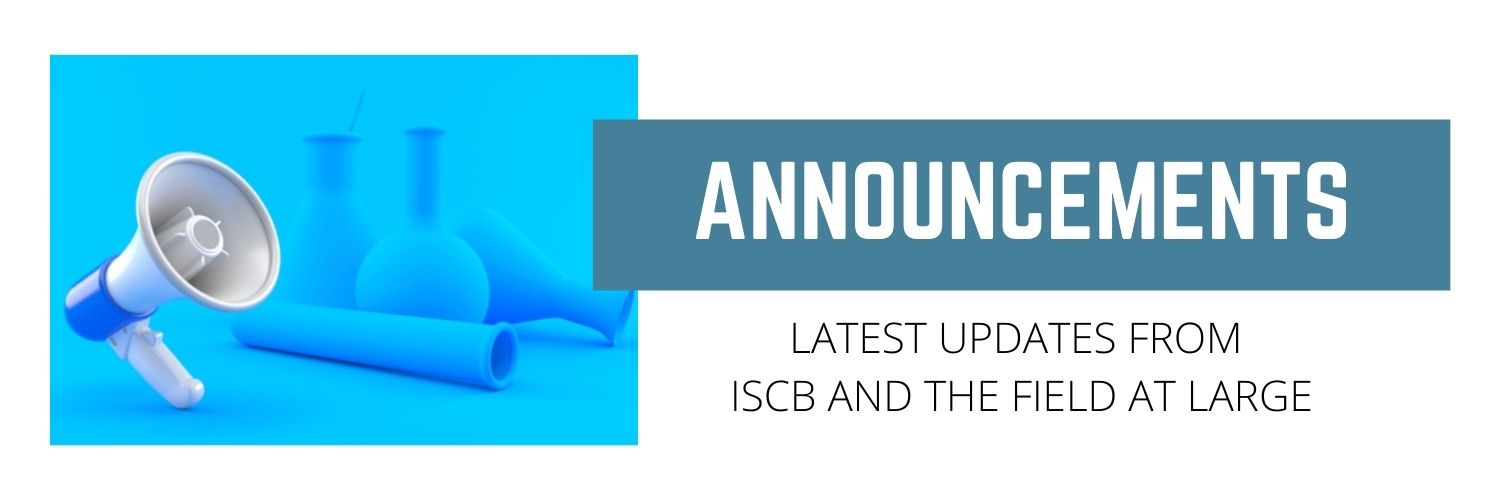 ISCB Announcements