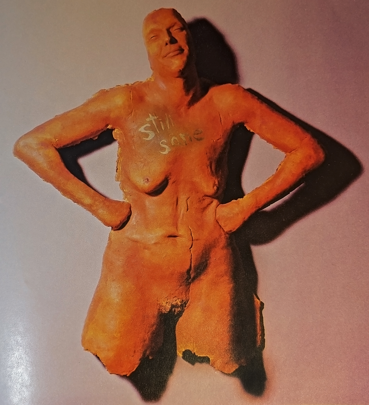 Image of sculpture by Persimmon Blackridge
